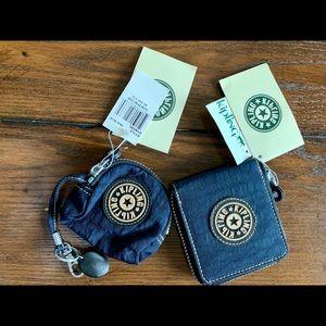 NWT Kipling Wallet and Coin Purse